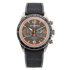 BRV294-ORA-ST/SRB | Bell & Ross Br V2-94 Garde-Cotes 41 mm watch. Buy