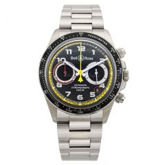 BRV294-RS18/SST | Bell & Ross Br V2-94 R.S.18 41 mm watch. Buy Now