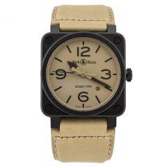 BR0392-DESERT-CE   Bell & Ross BR 03-92 Desert Type 42 mm watch.