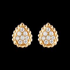 JCO00942   Boucheron Serpent Bohème Diamants Yellow Gold Earrings