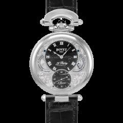 NTS0016 | Bovet 19Thirty Fleurier Steel Manual 42mm watch. Buy Online