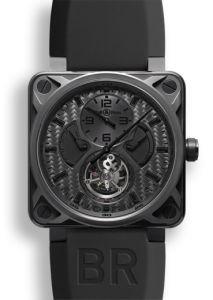 BR01-TOURB-PHANTOM | Bell & Ross BR 01 Tourbillon Phantom 46 mm watch