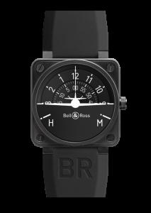 BR0192-TURNCOOR | Bell & Ross BR 01 Turn Coordinator 46 mm watch