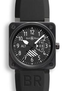 BR0196-ALTIMETER | Bell & Ross BR 01 Altimeter BR0196-ALTIMETER watch