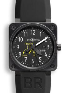 BR0197-CLIMB | Bell & Ross BR 01 Climb 46 mm watch. Buy Online