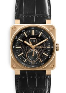 BR0390-PINKGOLD | Bell & Ross BR 03-90 Rose Gold 42 mm watch. Buy Now