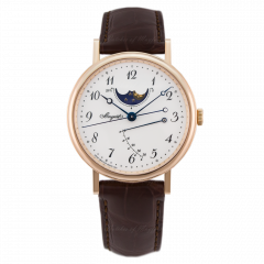 7787BR/29/9V6 Breguet Classique Moonphase 39 mm watch. Buy Now