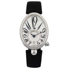 8918BB/58/864/D00D Breguet Reine de Naples 36.5 x 25.45 mm watch.