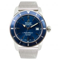 Breitling Superocean Heritage 42 Blue Dial A1732116.C832.154A watch