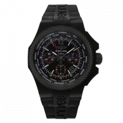 NB0434E5.BE94.232S.X20DSA.4 | Breitling Bentley GMT B04 S Carbon Body Limited Edition 45mm watch.