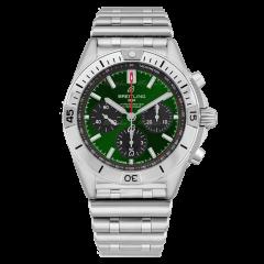 AB01343A1L1A1   Breitling Chronomat B01 42 Bentley Steel watch   Buy Now