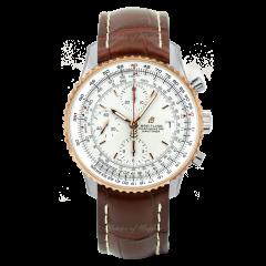 U13324211G1P1 | Breitling Navitimer 1 Chronograph 41 Steel & Gold watch. Buy