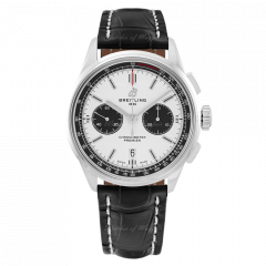 AB0118221G1P1 | Breitling Premier B01 Chronograph 42 mm watch | Buy Now