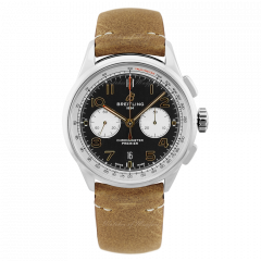 AB0118A21B1X1 | Breitling Premier B01 Chronograph 42 Steel Norton watch. Buy Now