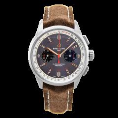 AB0118A31B1X1 | Breitling Premier B01 Chronograph 42 Wheels And Waves Limited Edition watch.