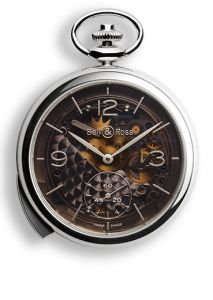 New Bell & Ross PW1 Repetition 5 Minutes Skeleton BRPW1-REPET-ARG-MI