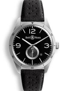 BRV123-BS-ST/SF | Bell & Ross BR 123 GT 42 mm watch. Buy Online