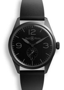 BRV123-PHANTOM | Bell & Ross BR 123 Phantom 41 mm watch. Buy Online