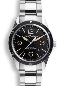 BRV123-ST-HER/SST | Bell & Ross BR 123 Sport Heritage 43 mm watch