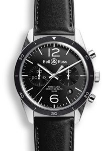 BRV126-BL-BE/SCA | Bell & Ross BR 126 Sport 43 mm watch. Buy Online