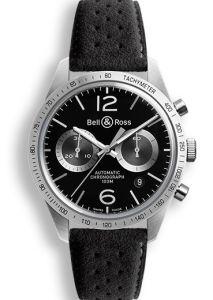 BRV126-BS-ST/SF | Bell & Ross BR 126 GT 42 mm watch | Buy Online