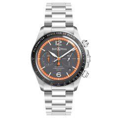 BRV294-ORA-ST/SST Bell & Ross Br V2-94 Garde-Côtes 41 mm watch. Buy Now