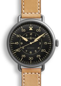 BRWW192-HER/SCA | Bell & Ross WW1-92 Heritage 45 mm watch. Buy Online