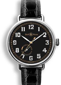 BRWW197-HER-ST/SCR | Bell & Ross WW1-97 Heritage 45 mm watch | Buy Now