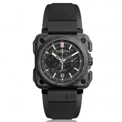 BRX1-CE-CF-BLACK  Bell & Ross BR-X1 Skeleton Chronograph Carbone Forge