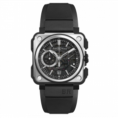 BRX1-CE-TI-BLC | Bell & Ross Br-X1 Black Titanium Limited Edition 45mm watch. Buy Online
