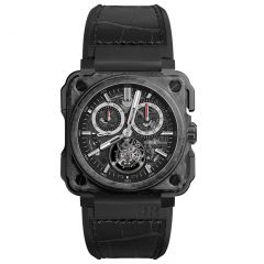 BRX1-CHTB-CE-CF Bell & Ross Br-X1 Tourbillon Carbone Forge® 45 mm.