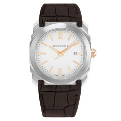 102207 | BVLGARI Octo Solotempo Steel Automatic 41mm watch. Best Price