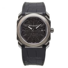 102249 | BVLGARI Octo Solotempo Steel Automatic 41mm watch. Best Price