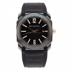 102581 | BVLGARI Octo Solotempo Steel Automatic 41mm watch. Best Price