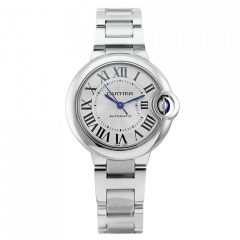 W6920071 - Cartier Ballon Bleu Automatic 33 mm watch. Buy Now