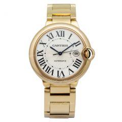 W69006Z2 | Cartier Ballon Bleu Large 42 mm watch. Buy Now