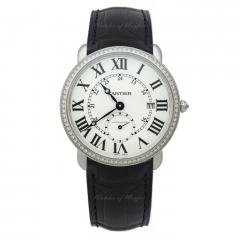WR007018   Cartier Ronde Louis 40 mm watch. Buy Now