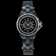 H2569 | Chanel J12 Black 29 mm watch. Buy Now