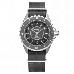 Chanel J12-G10 Titanium Ceramic Grey 38mm H4187