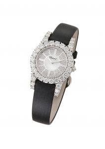 Chopard L'Heure Du Diamant Round Mini 139377-1001 watch| Watches of Mayfair