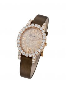 Chopard L'Heure Du Diamant Medium Oval 139383-5002 watch| Watches of Mayfair