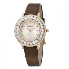 Chopard L'Heure Du Diamant Round 139423-9001 watch| Watches of Mayfair
