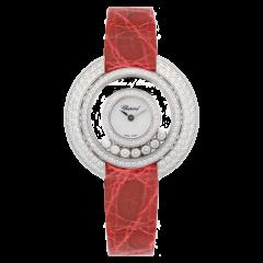 203781-1201 | Chopard Happy Diamonds 30 mm watch. Buy Online