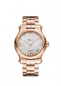 Chopard Happy Sport 36 mm Automatic 274808-5009 watch  Watches of Mayfair