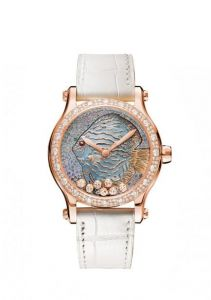 Chopard Happy Fish Metiers D'Arts 274891-5015 watch| Watches of Mayfair