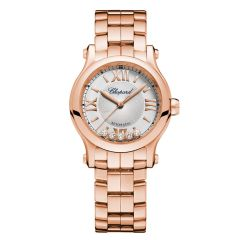 Chopard Happy Sport 30 mm Automatic 274893-5003. Watches of Mayfair