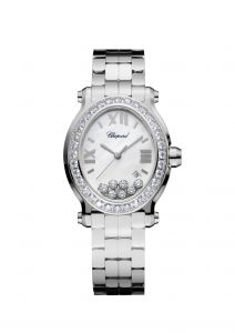 Chopard Happy Sport Oval 278546-3004 watch| Watches of Mayfair