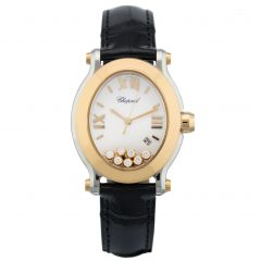 Chopard Happy Sport Oval 278546-6001 watch | Watches of Mayfair