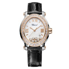 Chopard Happy Sport Oval 278546-6002. Watches of Mayfair E-Boutique
