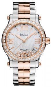 Chopard Happy Sport 36 mm Automatic 278559-6007 watch  Watches of Mayfair
